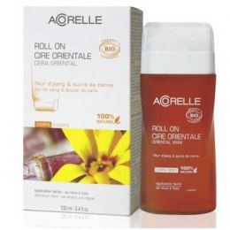 Orientalny Wosk YLANG-YLANG do depilacji roll-on 100ml - Acorelle