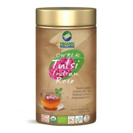 Organic Wellness Herbata Tulsi Indian Rose 100g